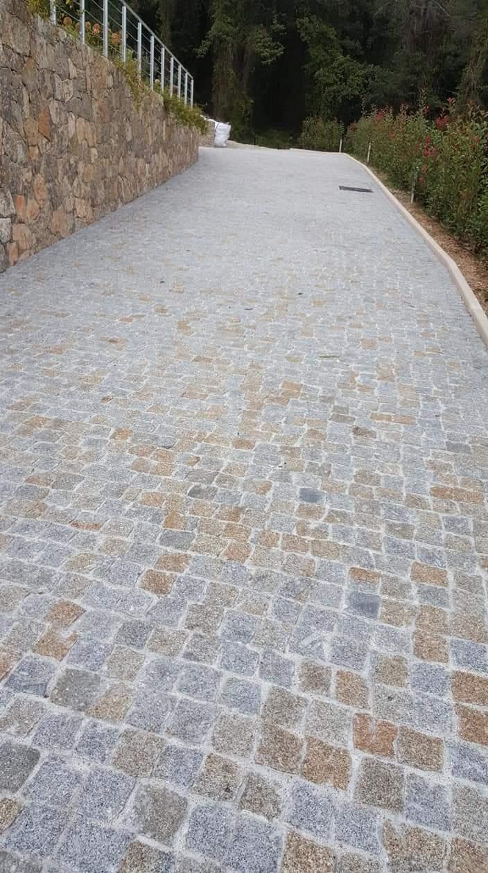 dacosta pavage paves granit pose droit joints droit mixte draguignan paca chemin