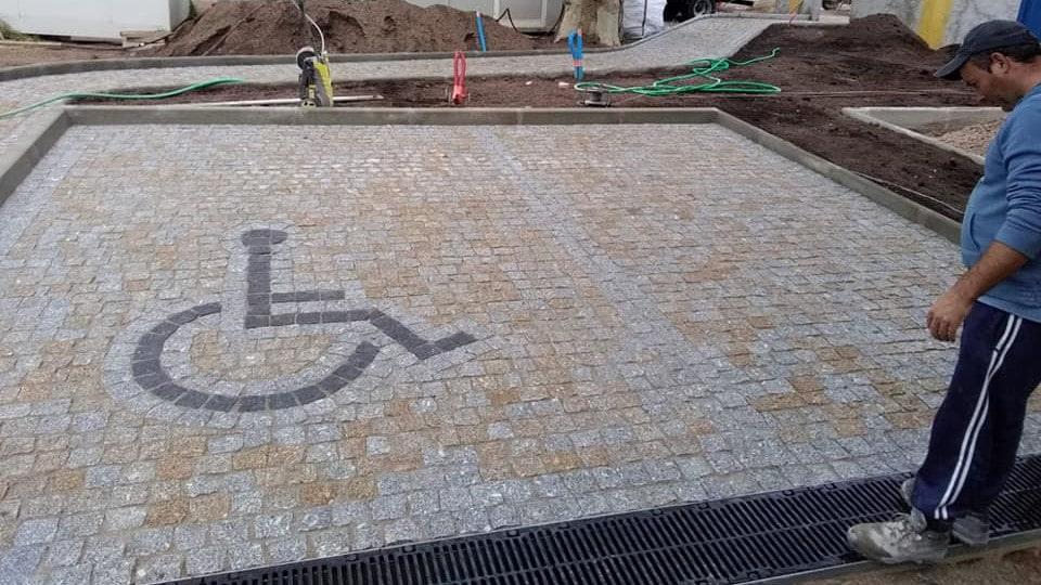 dacosta pavage motif paves handicap